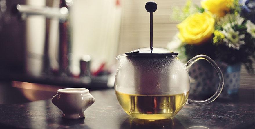 té verde japones