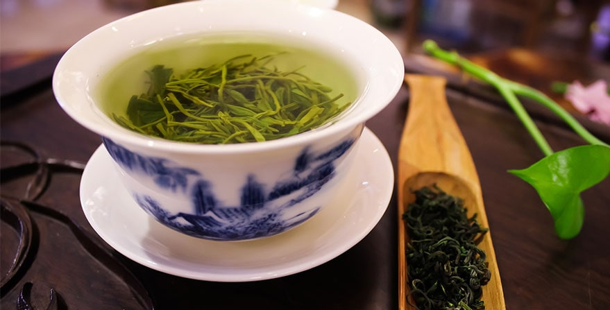 propiedades del té