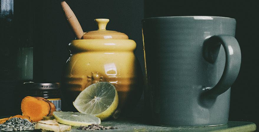 preparar té verde