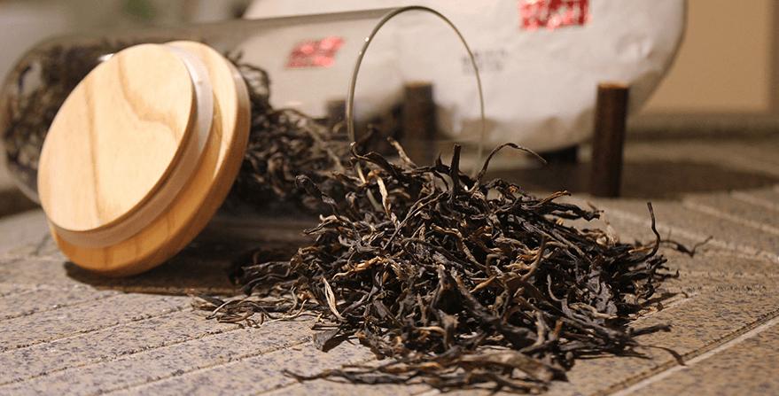 tipos y variedades de té negro