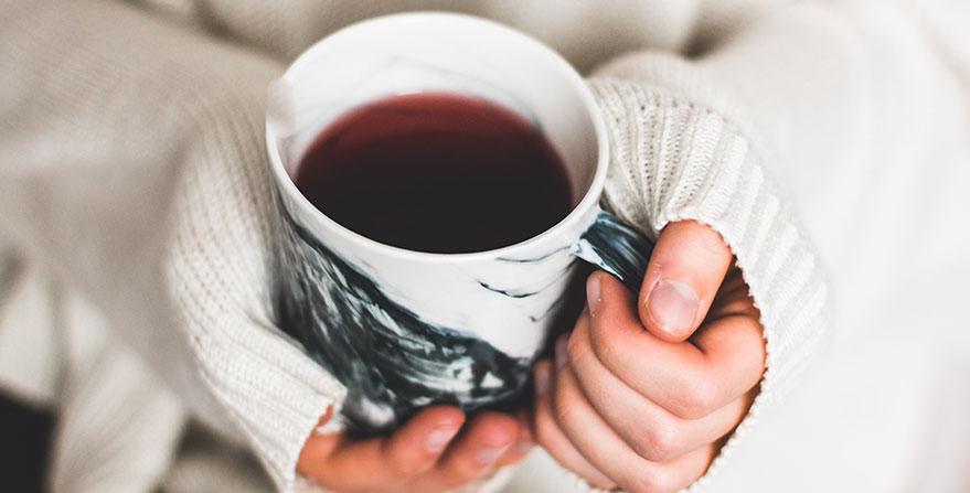 cuando tomar té rojo